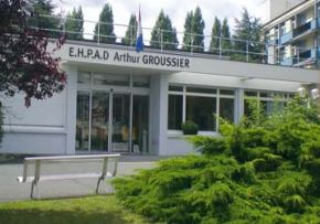 Photo EHPAD ARTHUR GROUSSIER, Ehpad, maison de retraite à BONDY 93