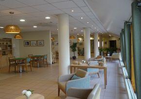 Ehpad residence du val de france domont 95 for Restaurant domont 95