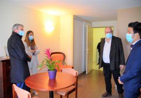 Ehpad Residence Retraite Aquarelle A La Bazoche Gouet