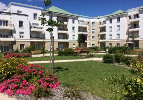 Photo RESIDENCE DOMITYS LE JARDIN FLEURI à 45000 ORLEANS places disponibles