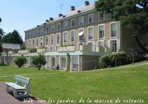 Photo Ehpad Saint Louis Ehpad Maison De Retraite A St Georges Sur Loire