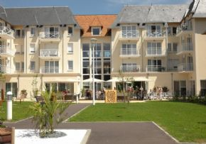 Photo RESIDENCE DOMITYS - LA PLAGE DE NACRE à 14470 COURSEULLES SUR MER places disponibles
