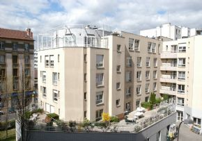 Photo KORIAN LES TERRASSES DE BLANDAN à 69007 LYON places disponibles