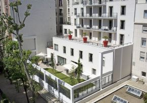 Photo RESIDENCE LES TERRASSES DE MOZART à 75016 PARIS places disponibles