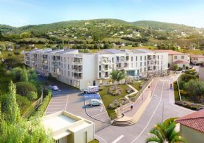 Photo RESIDENCE DOMITYS LA GARANCE à 83300 DRAGUIGNAN places disponibles