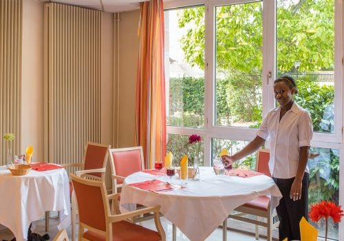 Ehpad Korian Le Tulipier à Rosny Sous Bois ~ Maison De Retraite A Rosny Sous Bois