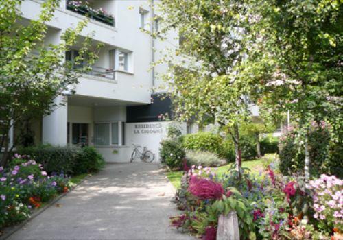 foyer logement residence la cigogne orleans. Black Bedroom Furniture Sets. Home Design Ideas