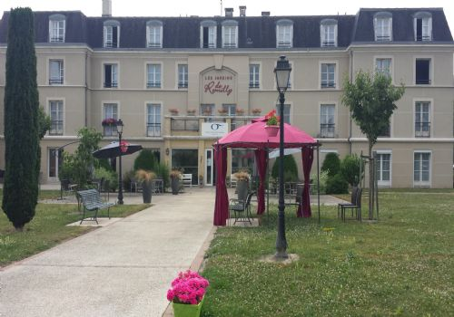 Ehpad residence les jardins de romilly romilly sur seine for Maison romilly sur seine