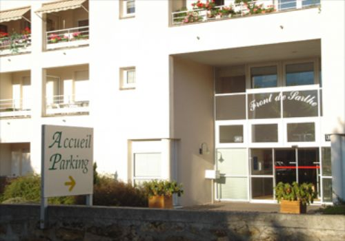 Foyer Logement Front De Sarthe Pour Retraités : Foyer logement residence front de sarthe à le mans