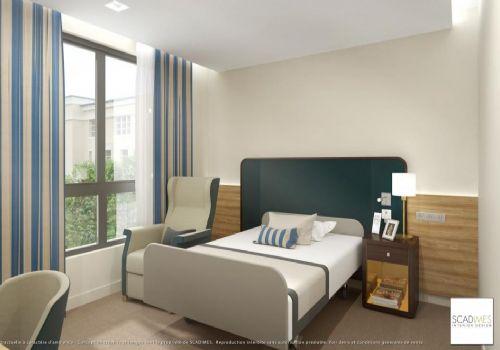 ehpad la residence de chaillot paris 16. Black Bedroom Furniture Sets. Home Design Ideas