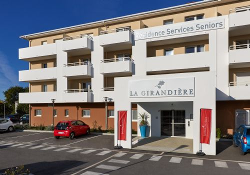 Photo LA GIRANDIERE CHALLANS, résidence services, maison de retraite à CHALLANS 85